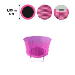 Filet textile pour trampoline Hip 180