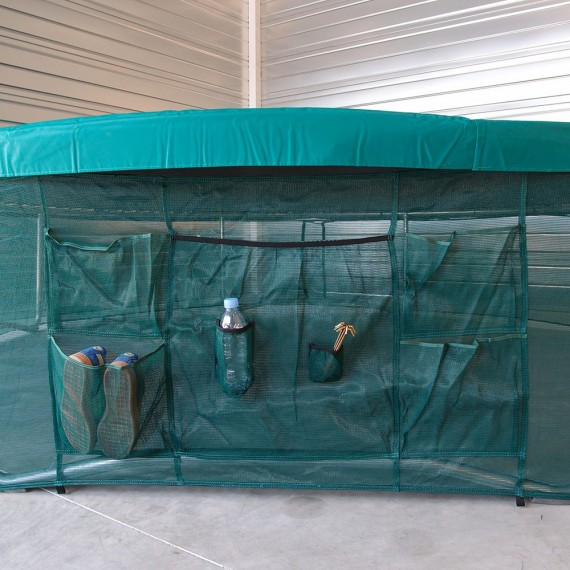 Rahmennetz für Trampolin 300