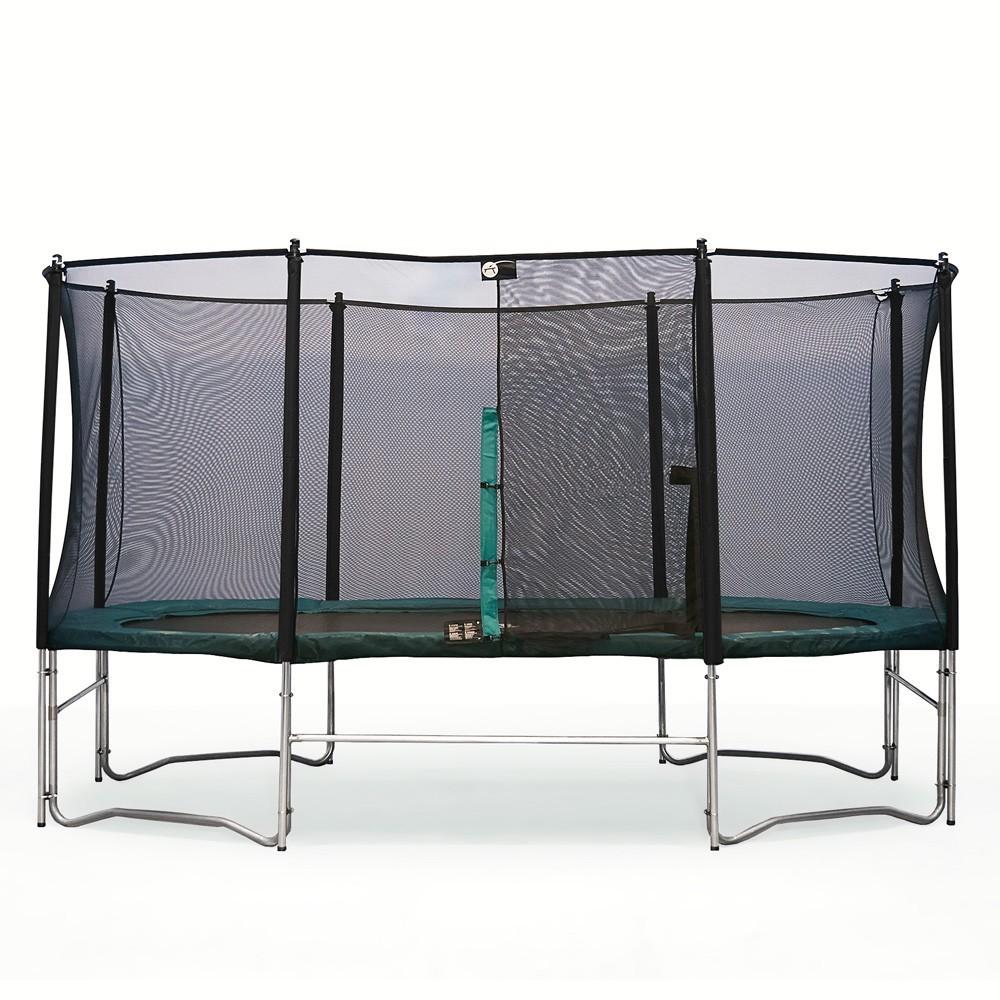 maxi paket ovalie 490 mit netz leiter erdankerset abdeckplane. Black Bedroom Furniture Sets. Home Design Ideas