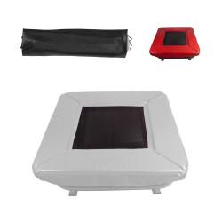 Toile de saut Gymp Tramp Pro Rouge
