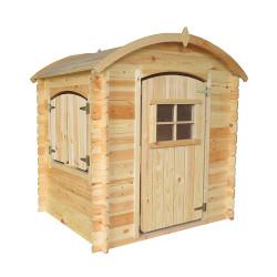 Holzhütte Bisca