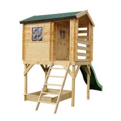 Maisonnette en bois Tchanquée