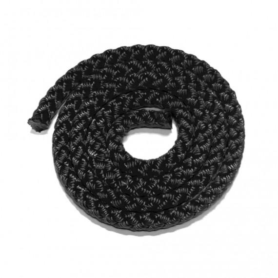 Spannseil schwarz 10 mm