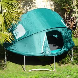 Tente Igloo pour trampoline de 250