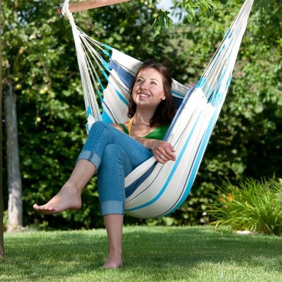 Chaise hamac simple Caribena