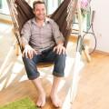 Chaise hamac simple Modesta
