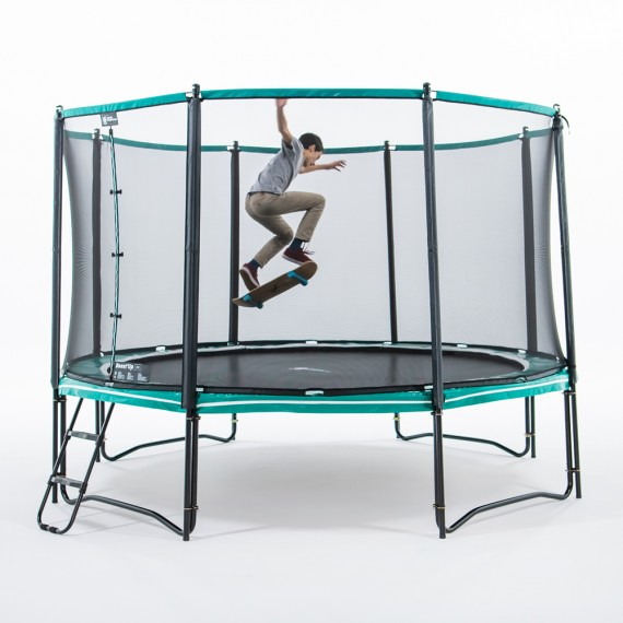 Boost'Up 390 Trampolin - Pack XXL