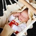 Chaise hamac bébé Yayita
