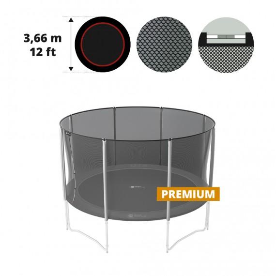Premium Fangnetz für Trampolin 360