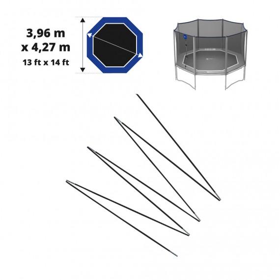Satz Glasfaserbügel für Octopulse 360 - Ø12 mm netto