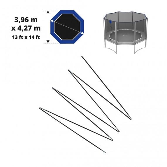 Satz Glasfaserbügel für Octopulse 430 - Ø12 mm netto