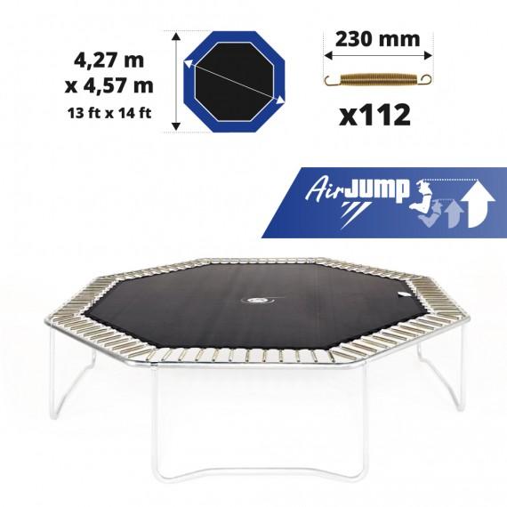 Toile de saut Airjump Octopulse 460