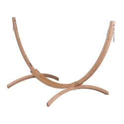Holzgestell Canoa für Familien Hängematten