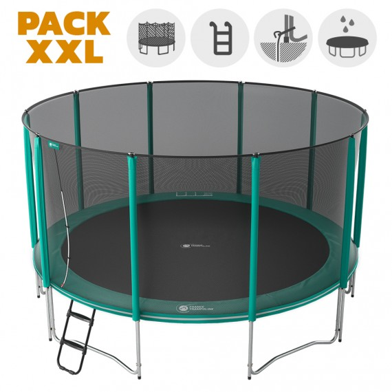Trampolin Jump'Up 460 - Pack XXL