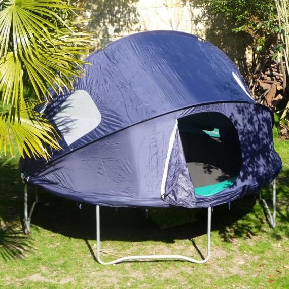 Zelt für 490 Trampolin