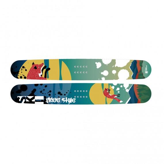 Freestyle Profi-Ski