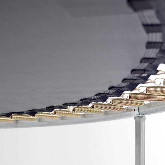 Toile de saut pour trampoline 300 à 64 ressorts 180 mm