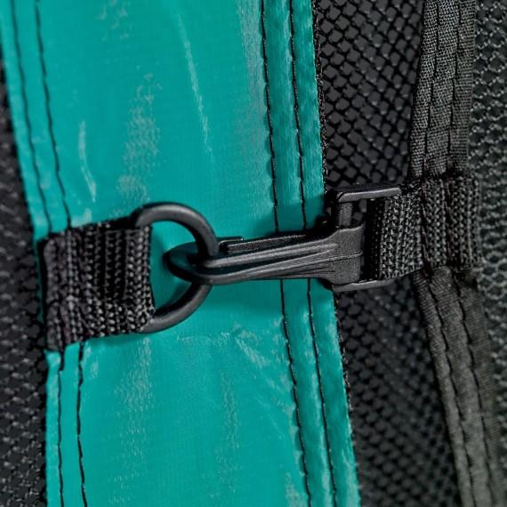 Fangnetz mit Schlaufen für Trampolin 430