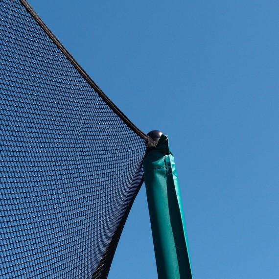 Fangnetz mit Schlaufen für Trampolin 490