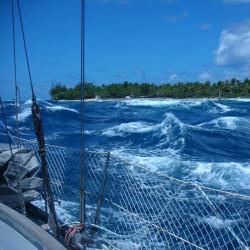 Maßgefertigte Relingnetze für ihr Boot