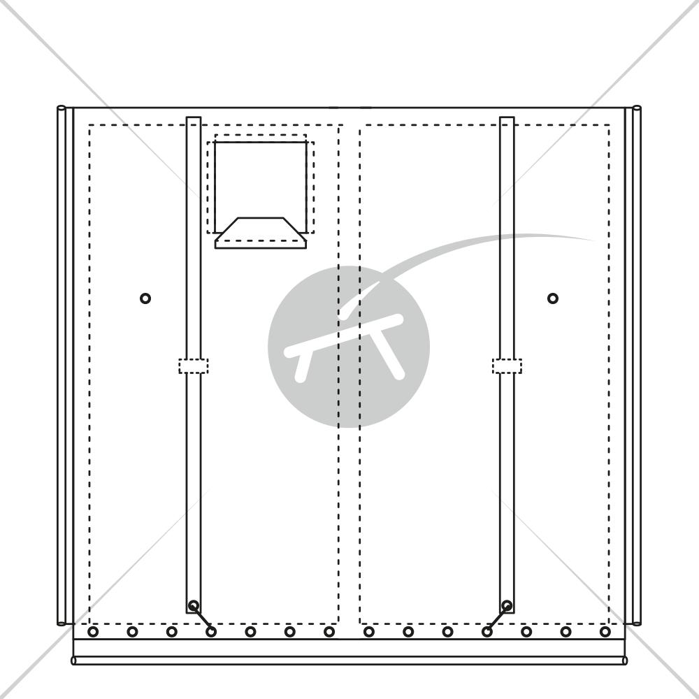 trampolin f r hobie cat 14 trampolin. Black Bedroom Furniture Sets. Home Design Ideas