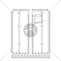 #Display#Ansicht von oben