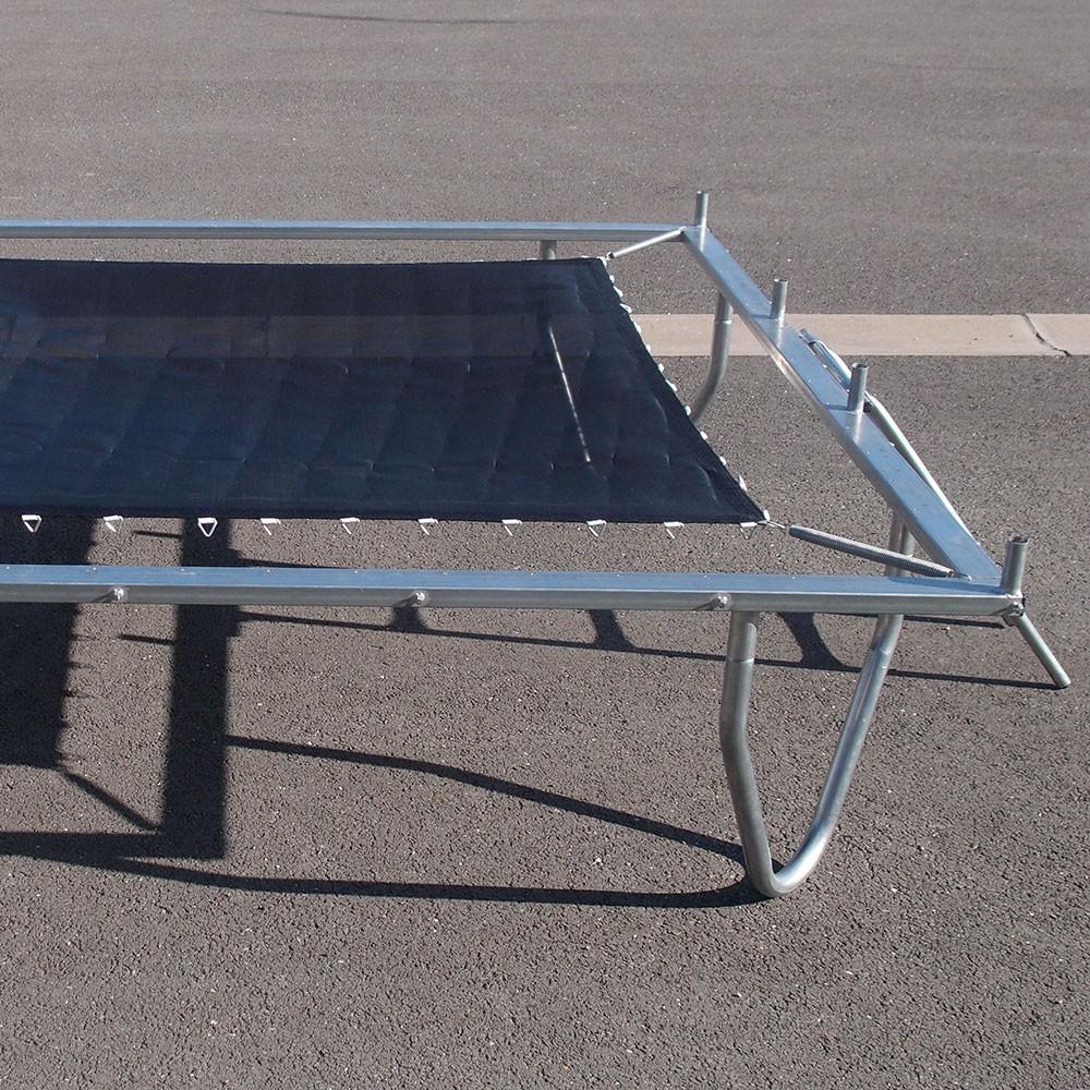 trampolin pro one 365 f r die gewerbliche nutzung. Black Bedroom Furniture Sets. Home Design Ideas