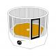 Toile de saut sur-mesure pour trampoline profesionnel