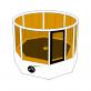 Filets de protection sur-mesure pour trampoline