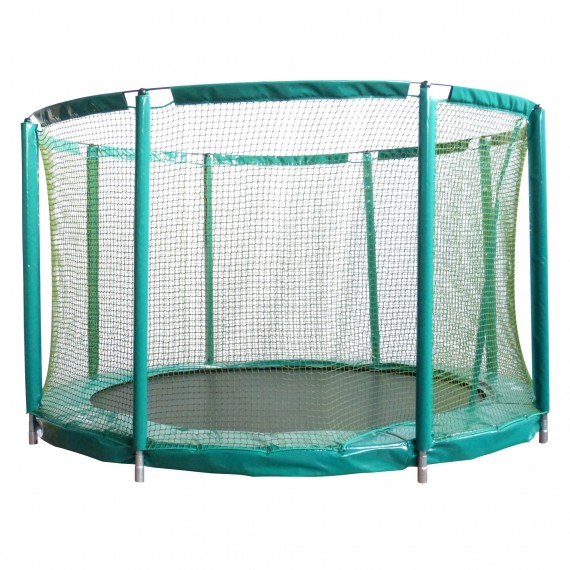 Filet de protection pour trampoline enterré Mirage 430