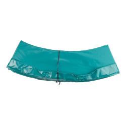 Grüner Schutzrand für Trampolin 300 20 mm / 36 cm