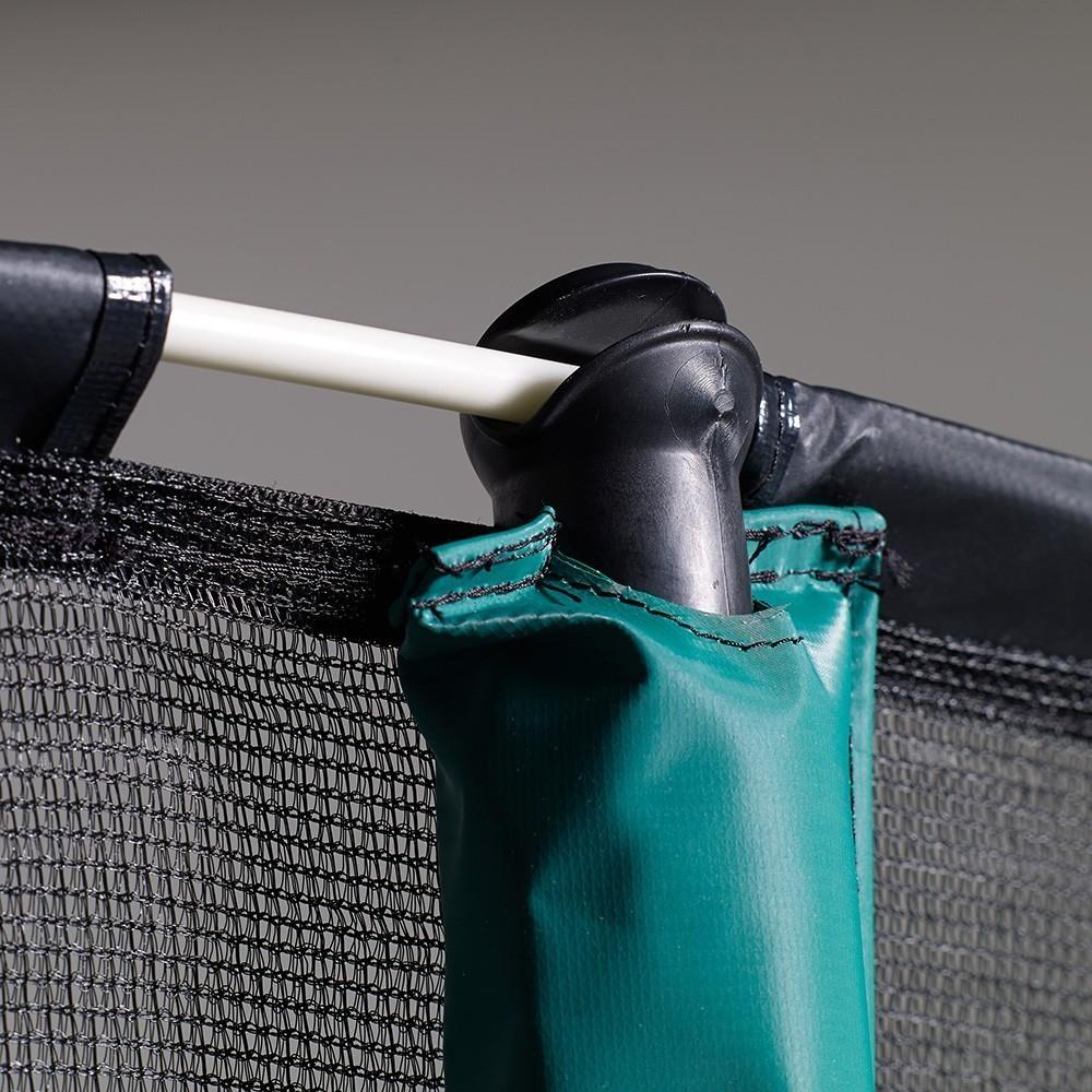 fangnetz medium f r trampolin 300. Black Bedroom Furniture Sets. Home Design Ideas