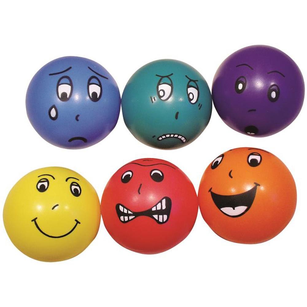 Bunte Spaßbälle Um Auf Ihrem Trampolin Zu Spielen