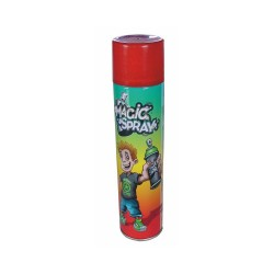 Spray craie rouge
