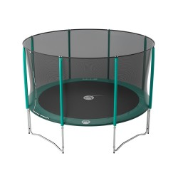 Trampolin Jump'Up 390 mit Fangnetz
