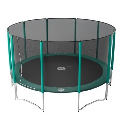 Trampolin Jump'Up 460 mit Fangnetz