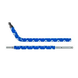 Ganzer Pfosten Ø31 mm, von Netzen für Trampoline Hop 250