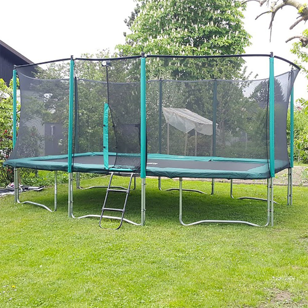 trampolin f r garten ej31 hitoiro. Black Bedroom Furniture Sets. Home Design Ideas
