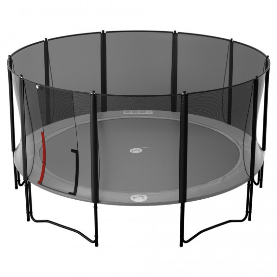Sicherheitsnetz für rundes Gartentrampolin 490