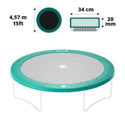 Grüner Schutzrand 460 20mm / 36cm