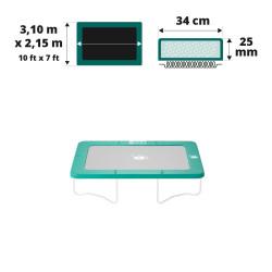 Schutzrand für das Atmosphär 300 25mm / 30cm