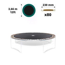 Sprungtuch 360 für 80 Federn 230mm