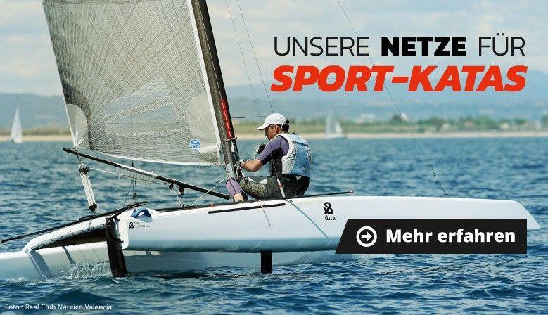 Unsere Netze für Sport-Katas