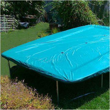 trampolin-abdeckplane