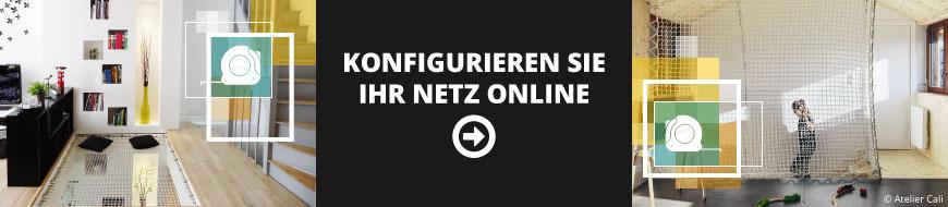 Konfigurieren Sie Ihr Netz online