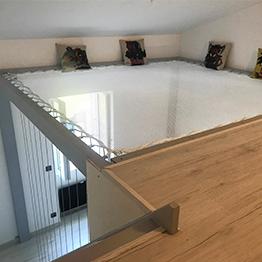 Modernisierung eines Zimmers für Jugendliche durch Wohnnetz