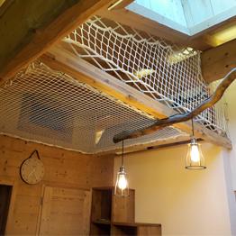 Errichtung eines Entspannungsorts mit Wohnnetzen nach Maß