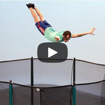 Entdecken unsere Videos von Gartentrampoline